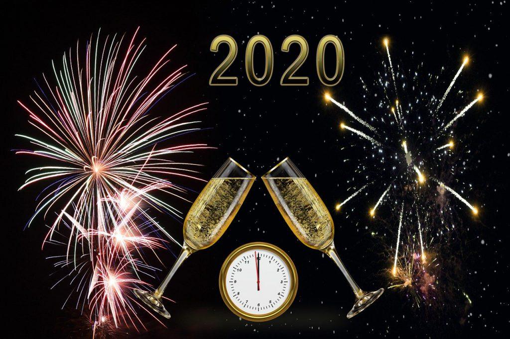 Döner Imbiss Mesopotamien - Grüße zu Silvester & Neujahr 2020